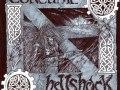 HELLSHOCK -CONSUME split 7 cover