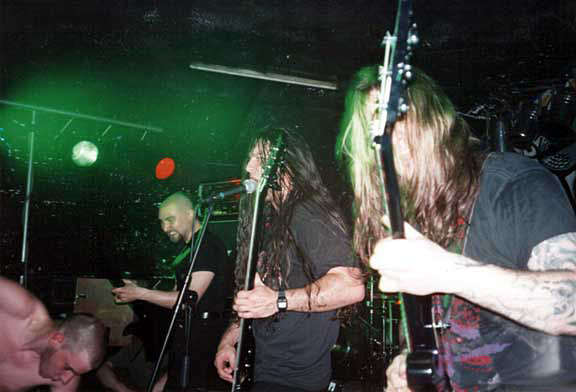 Immolation 1995