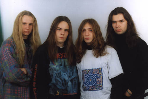 NEGLECTED FIELDS band latvia