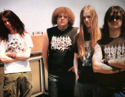 napalmdeath early