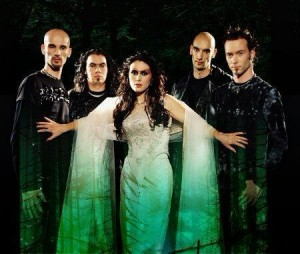 Within Temptation Sharon den Adel