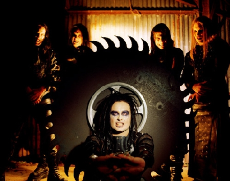 Dani Filth Cradle Of Filth