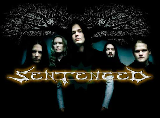 SENTENCED band