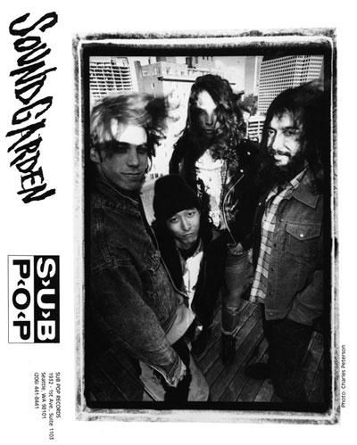 soundgarden promo
