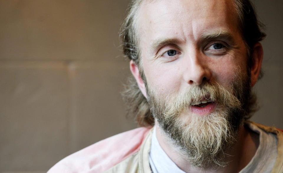 Burzum Varg Vikernes in prison