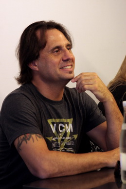 Slayer Metallica Dave Lombardo