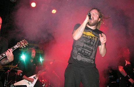 обзоры концертов In Flames