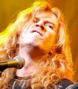 Roadrunner Records Megadeth Dave Mustaine