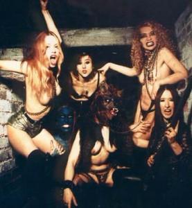 тетки нелегкой профессии голые и довольные Rockbitch MT TV bdsm