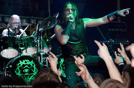 обзоры концертов Sinful Carrion Sceptic Marduk Deathbringer Abused Majesty