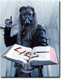 behemoth nergal bible