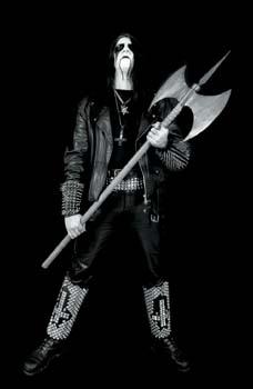 Lord Ahriman Dark Funeral