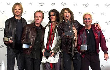 гонорары бабло Aerosmith
