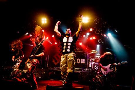 обзоры концертов Steelwing Sabaton Alestorm