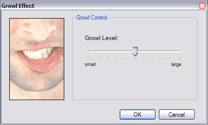 growl voice