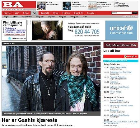 Gorgoroth гаал гей