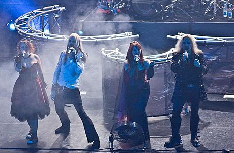 обзоры концертов Therion