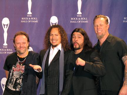райдеры Metallica