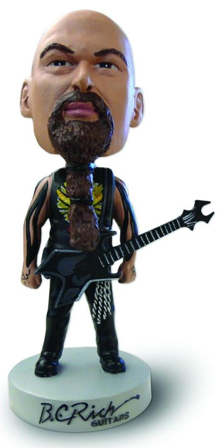 игрушки для металистов Slayer Kerry King