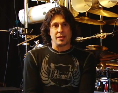 Mike Mangini Dream Theater