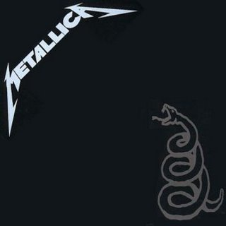 metallica the black album