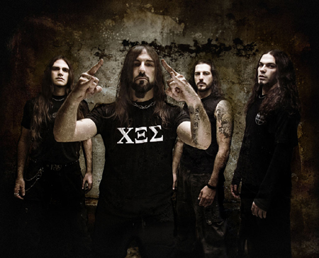 ПГМ запреты на рок и метал музыку Rotting Christ