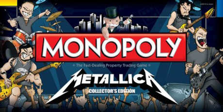 мерч Metallica
