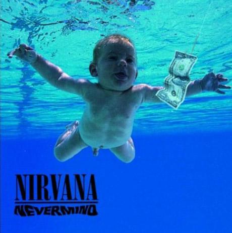 цензура обложки альбомов Nirvana