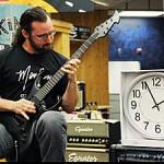 John Taylor fastest guitar