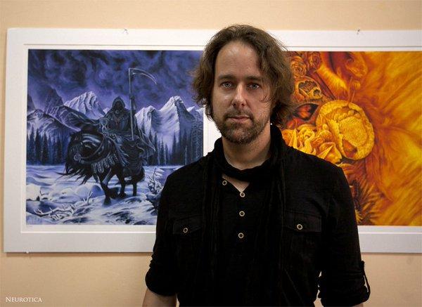 Kristian Wahlin art