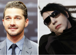 BORN VILLAIN SHIA LABEOUF MARILYN MANSON