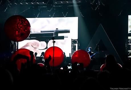 обзоры концертов 30 Seconds To Mars