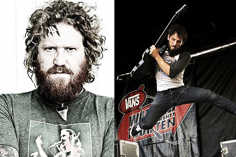 суперпроекты The Dillinger Escape Plan Mastodon Giraffe Tongue Orchestra