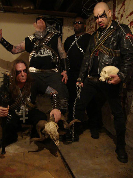 blasphemy band canada