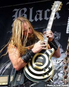 криминал Zakk Wylde Black Label Society