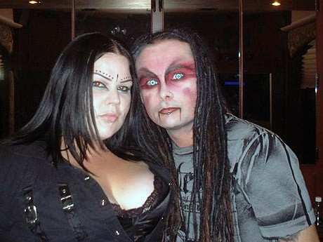 Sarah Jezebel Deva Cradle Of Filth