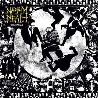 Utilitarian album Napalm Death