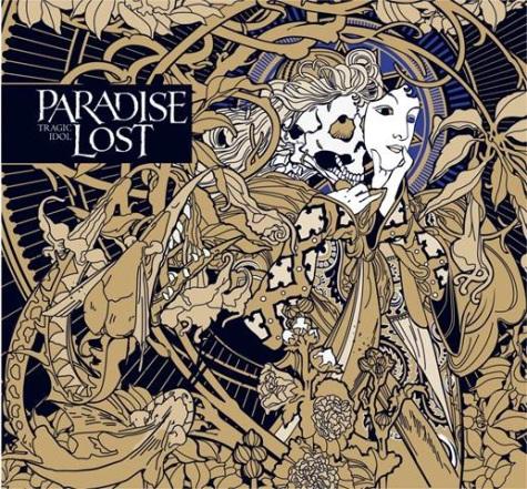 paradise lost tragic idol cover