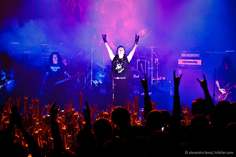 обзоры концертов Moonspell