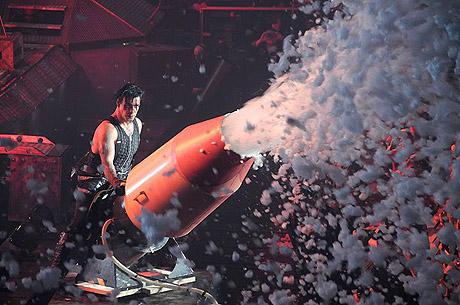 чергинец маразм Rammstein