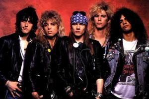Зал славы рок н ролла Guns NRoses Axl Rose