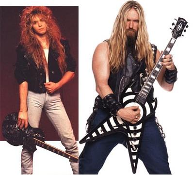 портрет металиста в юности