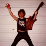 Mantas Death Chuck Schuldiner