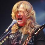 концертные происшествия Megadeth