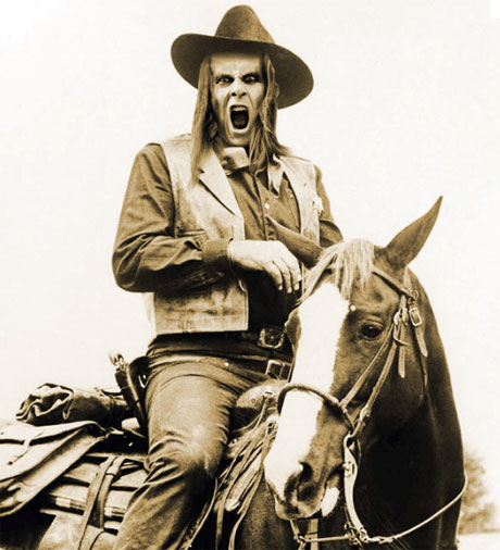 nergal country music