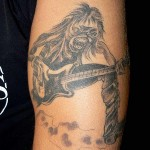 tattoo Iron Maiden