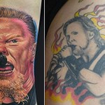 tattoo James Hetfield