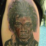tattoo Jimi Hendrix