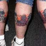 tattoo Megadeth