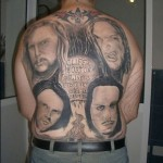tattoo Metallica